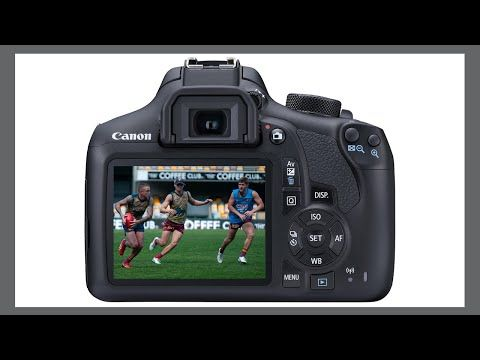 Best Canon Camera For Sports